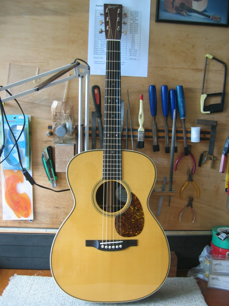 Guitarras Acústicas Hermosas
